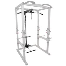 7400 Series Commercial 11 Gauge Power Cage Lat  Attachment