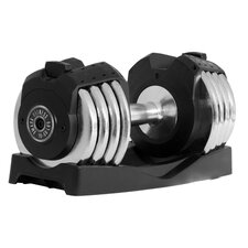 <strong>X-Mark</strong> 50 lbs Adjustable Dumbbell