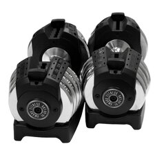 <strong>X-Mark</strong> 50 lbs Adjustable Dumbbells (Set of 2)