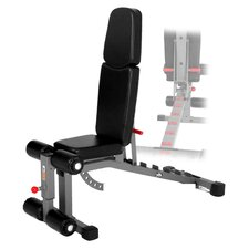 Commercial Rated FID and Ab Versa Weight Bench