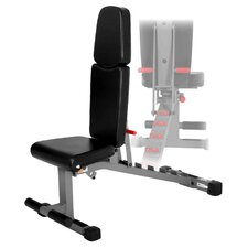 Commercial Rated Dumbbell Adjustable Ab Bench