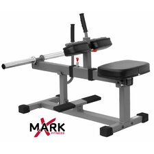 Commercial Seated Calf Raise Machine