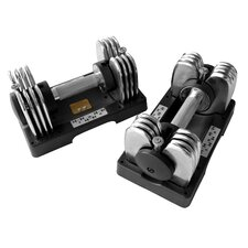 25 lbs Adjustable Dumbbells (Set of 2)