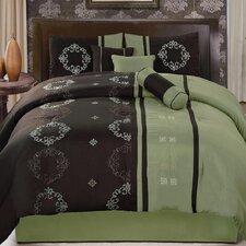 Karissa 7 Piece Comforter Set