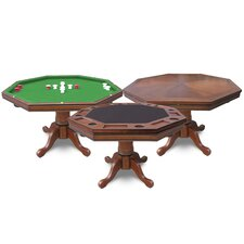 Kingston 3-in-1 Poker Table