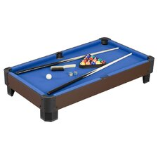 Sharp Shooter 3' Table Top Pool Table