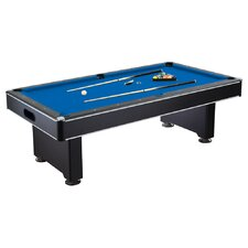 Hustler 7' Pool Table & Accessories