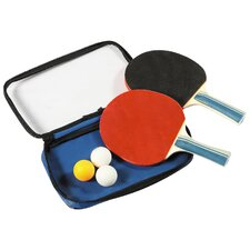 <strong>Hathaway Games</strong> Control Spin Table Tennis 2 Player Racket and Ball Set