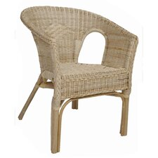 Rattan Chair in Natural