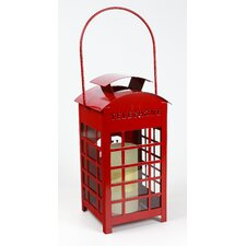 Telephone Box Lantern