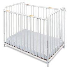 Chelsea Euro Slatted Mini Non-folding Crib