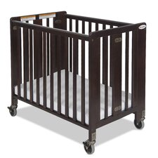 <strong>Foundations</strong> Hideaway Compact Size Folding Crib