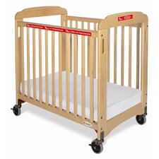 <strong>Foundations</strong> First Responder Compact Sided Evacuation Clearview Crib