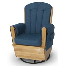 <strong>Foundations</strong> SafeRocker SS Swivel Glider Rocker