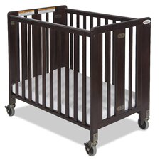 <strong>Foundations</strong> Hideaway Full Size Folding Crib
