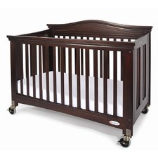 <strong>Foundations</strong> Royale Fixed Side Folding Full Crib