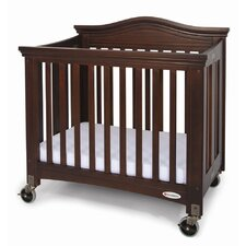<strong>Foundations</strong> Royale Fixed Side Folding Compact Crib