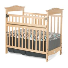 <strong>Foundations</strong> Princeton™ Clear Choice™ Mini Crib with SafeReach® Side