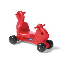 Squirrel Ride - On / Walker with Handles in Red