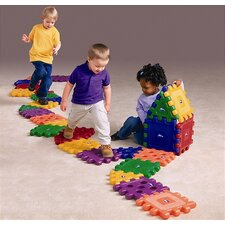 Grid Blocks Building Set (Set of 32)