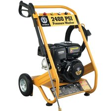<strong>Steele Products</strong> 2400 PSI Gas Powered Pressure Washer