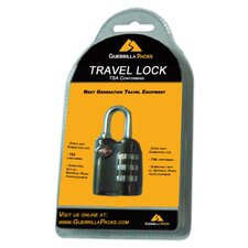 TSA Approved Travel Combination Lock