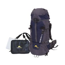 <strong>Guerrilla Packs</strong> Furia 2.0 Hiking Travel Backpack with Detachable Laptop Sleeve