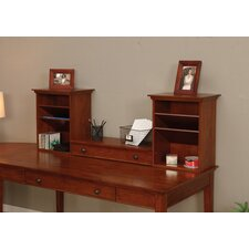 "<strong>OS Home & Office Furniture</strong> Hudson Valley 20.13"" H x 59.38"" W Desk Hutch"