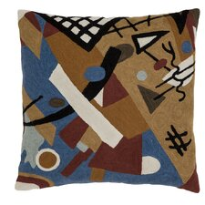 Kandinsky Movement Cushion Cover