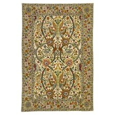 Traditional Arts and Crafts Hand Woven Oriental Rug