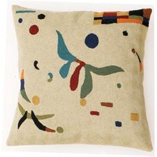 Cream Elements Cushion Cover