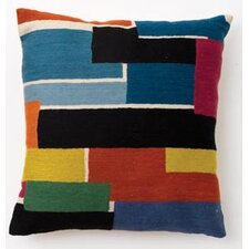 Multi Coloured Bricks Cushion Cover