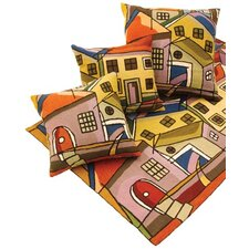 <strong>Zaida UK Ltd</strong> Town Square Cushion Cover