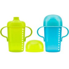 Sip Tall Firm Spout 10 oz Sippy Cup (Set of 2)