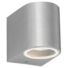 Doron Outdoor 1 Light Flush Wall Light