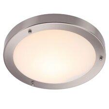 Grand Portico 1 Light Flush Light