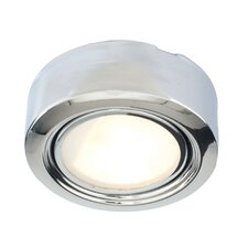 Firn Recessed Under Cabinet Light in Chrome