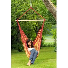 Brasil Hanging Chair in Papaya