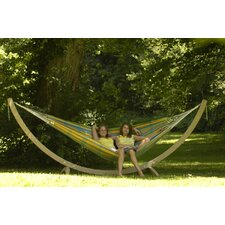 Barbados XL Hammock Set in Lemon