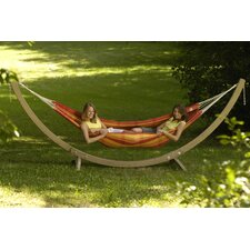 Barbados XL Hammock Set in Papaya