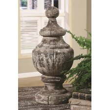 Chateau Resin Finial (Set of 2)
