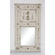 Chateau Wood Framed Mirror