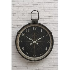 "Sanctuary Oversized 34"" Wall Clock"