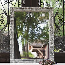 Cottage Wood Molding Mirror
