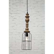 Casual Country 1 Light Mini Pendant