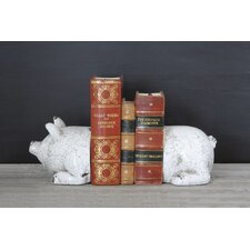 Casual Country Book Ends (Set of 2)