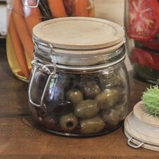 Natural Home Jar with Lid