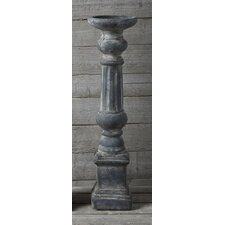 Chateau Cement Candlestick