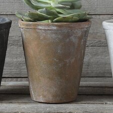 Secret Garden Round Pot Planter (Set of 2)