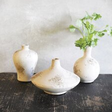 Simply Natural 3 Piece Vase Set